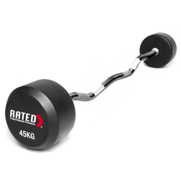 Easy Curl bar 45kg by Renouf Fitness