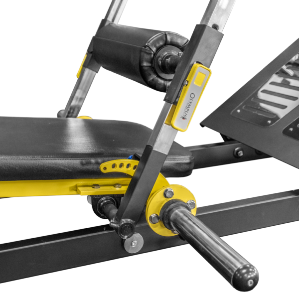 HIP THRUSTER MACHINE by Renouf Fitness