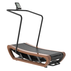 Self Powered treadmill curved deck treadmill by Renouf Fitness